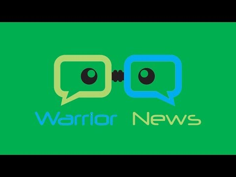 Warrior News 5.10.19: Roblox, Pick Up Lines, Tea Time And More!