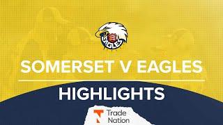 Somerset v Essex Eagles: Vitality Blast Match Higlights