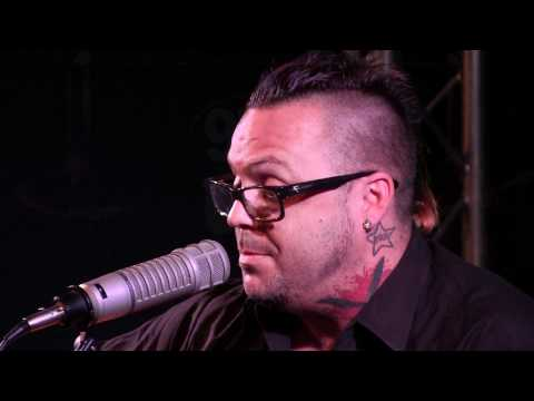 Blue October  The Worry List 97X Green Room