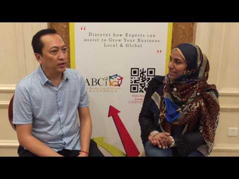 Share Abundance Capital (SAC), Joseph Phang on bridging businesses China-India