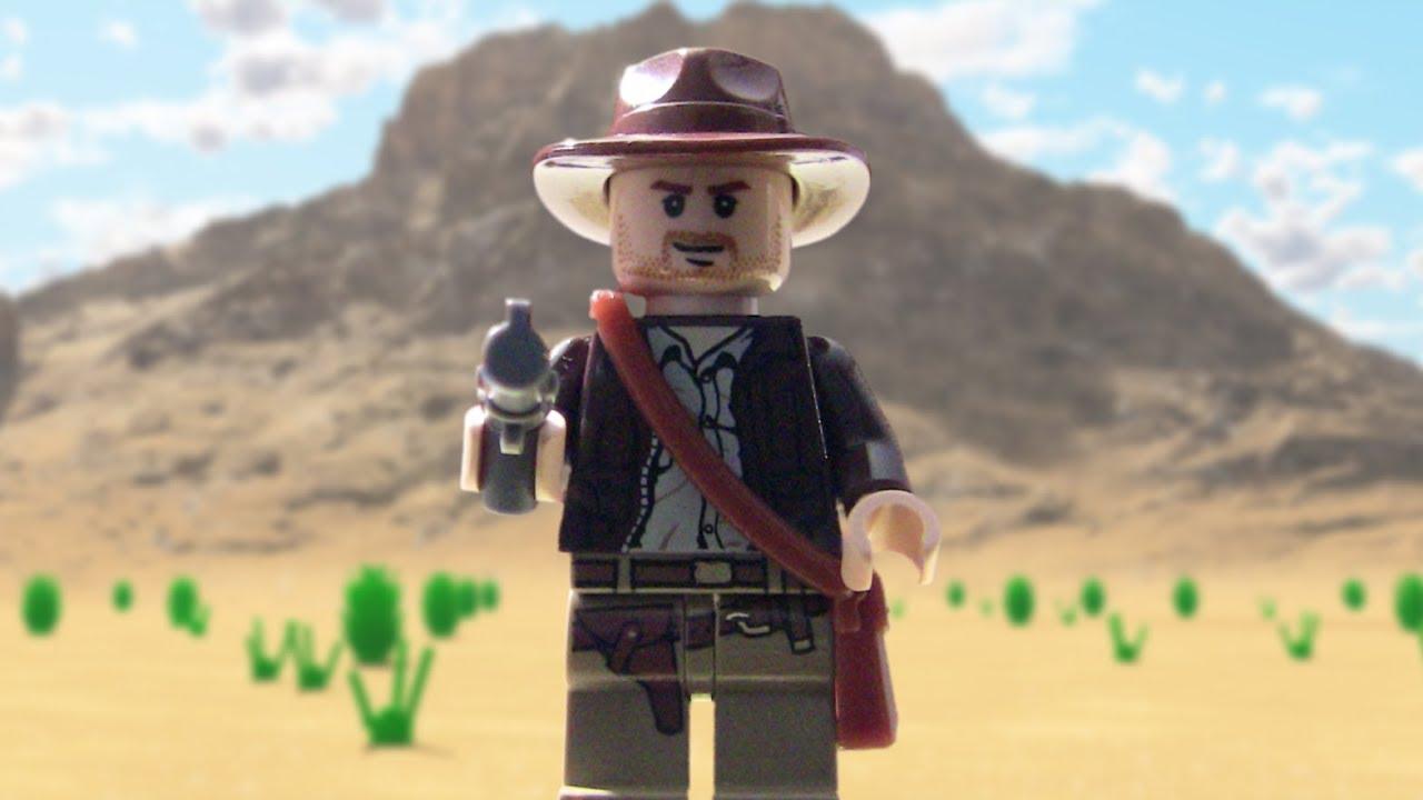 Lego Indiana Jones And The Mystical Gemstone 2018 Version Youtube