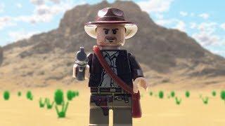 Lego Indiana Jones and the Mystical Gemstone - 2018 version
