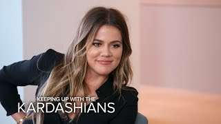 KUWTK | Khloé Kardashian Sees the Positive in Rob & Chyna's Drama | E!