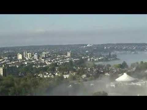 English Bay Vancouver Fog