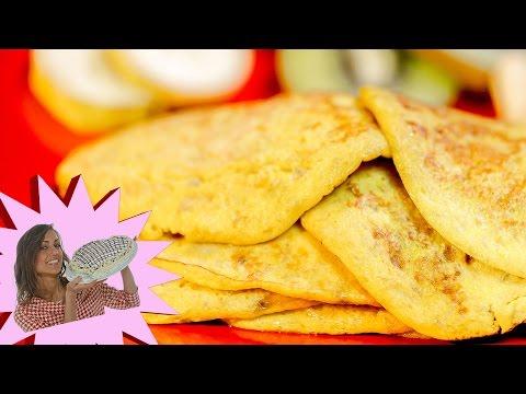 pancake-2-ingredienti---senza-burro,-farina,-latte,-zucchero