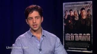 Josh Peck on 'Red Dawn'
