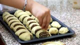 كليجة العيد من الشيف امال الرماحي