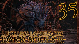 Dark Souls 3 - The Fair Lady and Quelana - Part 35 - PC Let's Play Lore Discussion