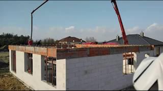 Lejemy Wieniec -  Livestream  #vlog budowlany 02.13.2018