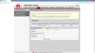 создание 2-ой точки доступа Wi-Fi на модеме ZXHN H208N