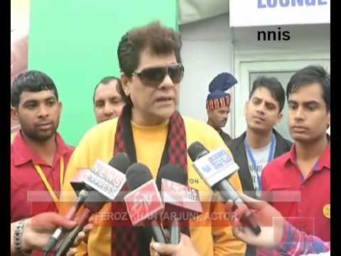 Actor Feroz Khan Supports Ban  On Killing Of Cows
