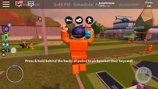 Jailbreak roblox FIRST VID