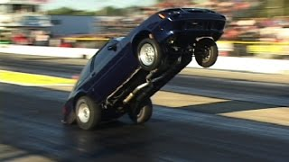 WILD Drag Racing WHEELIES - What's your favorite?