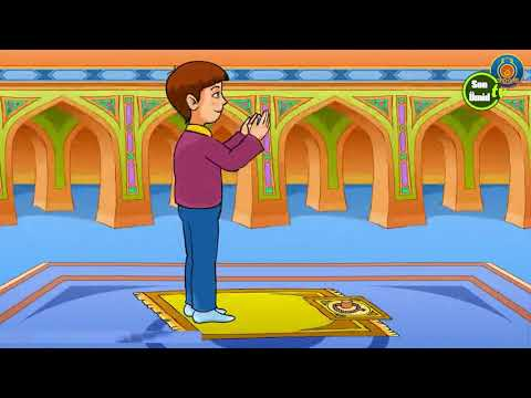 Namaz qılmaq qaydası (İzahlı) Sübh, Zöhr, Əsr, Şam, İşa