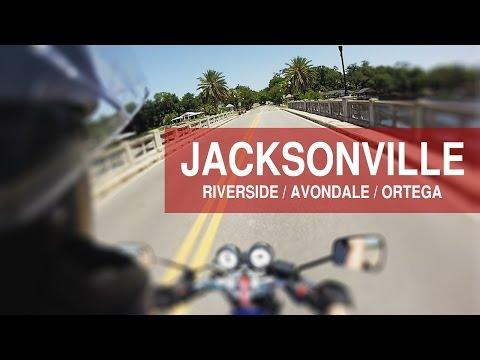 Enjoying Florida's weather! Jacksonville