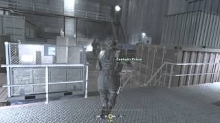 Call of Duty 4 Modern Warfare: Cargo Ship Escape (HD)