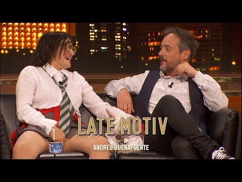 LATE MOTIV - Love of Lesbian y la Niña de Shrek  LateMotiv55