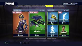 *NEW* MUSHA SKIN Fortnite Item Shop | August 24, 2018