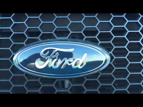 Ford F 150 Front Grill Emblem Replacement