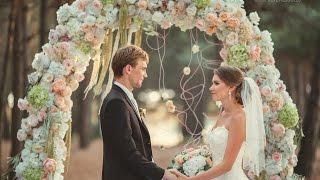 Красивая свадьба в Крыму на закате дня. Организаторы - ShteinGroup +7 978 836 65 61