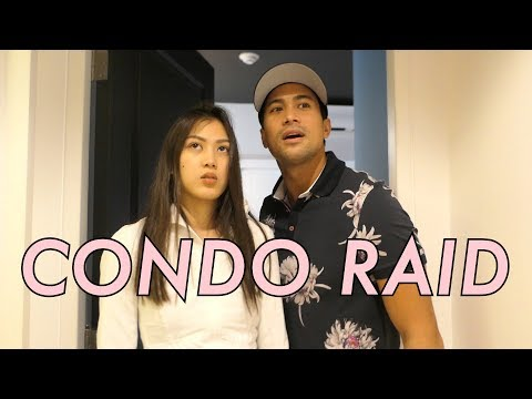 Bachelor's Condo raid by Alex Gonzaga