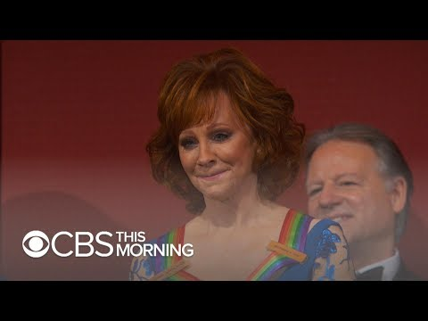 Kennedy Center Honors celebrates titans of the arts