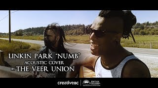 """Linkin Park - """"Numb"""" Acoustic (Cover By The Veer Union)"""
