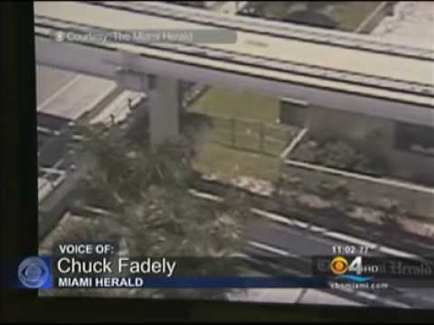 Causeway Cannibal's Final 12 Hours/Miami Herald Releases Uncensored Surveillance Video of Attack