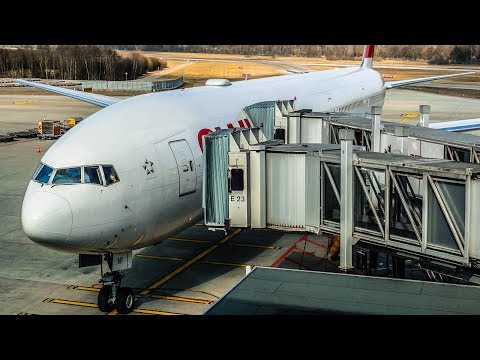 TRIP REPORT | SWISS | Boeing 777-300ER | Zurich (ZRH) - Los Angeles (LAX) | Economy Class