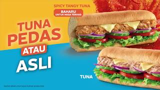 Subway® Spicy Tangy Tuna...