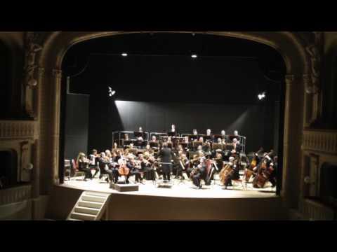 Dvorak Cello Concerto Solist Markus Hallikainen Karlovy Vary Symphony Orchestra