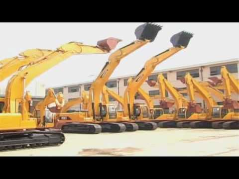Heavy Construction Equipment Manufacturer