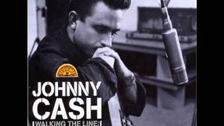 Johnny Cash-Wreck of the Old 97