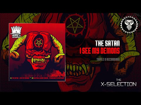 [HC] The SATAN - I See My Demons (Triple G Recordings)