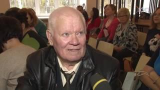 В годовщину битвы под Москвой орден Красного Знамени вручили сыну героя Великой Отечественной