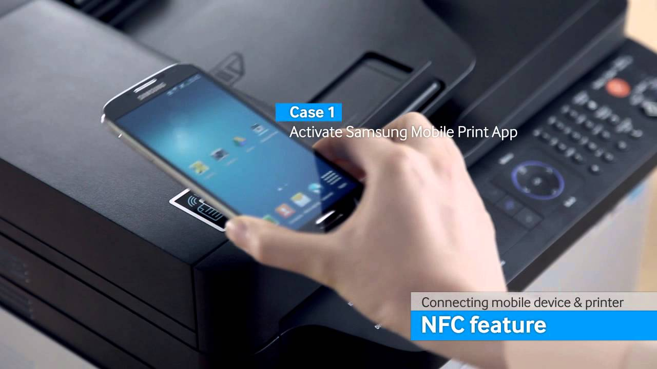 How To Connect Your Mobile Device Via NFC YouTube