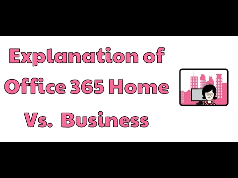 365 home vs business