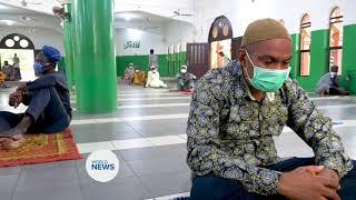 Mosques open again in Nigeria