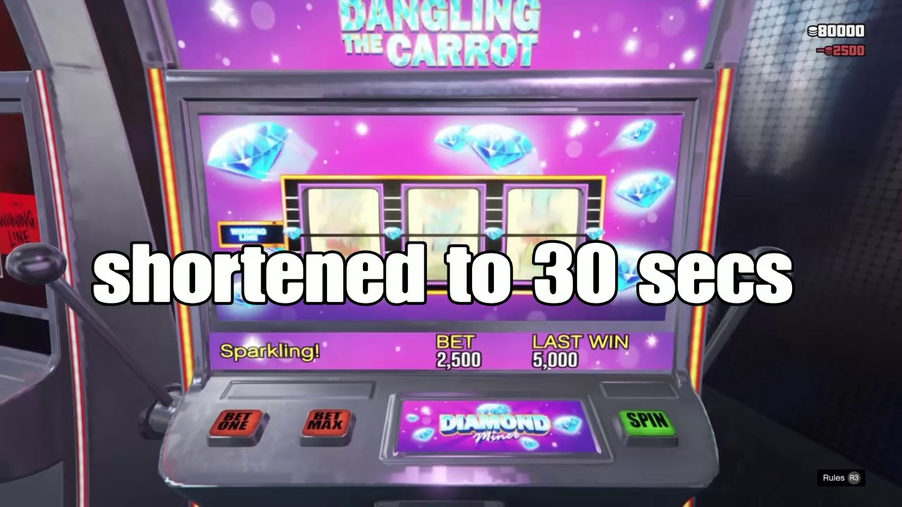 Gta 5 best slot machines to play