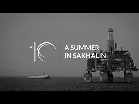 A Summer in Sakhalin - A Decade of Explore Green™