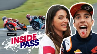 MotoGP 2019 Japan: Marc Marquez Feels The Burn | Inside Pass #16