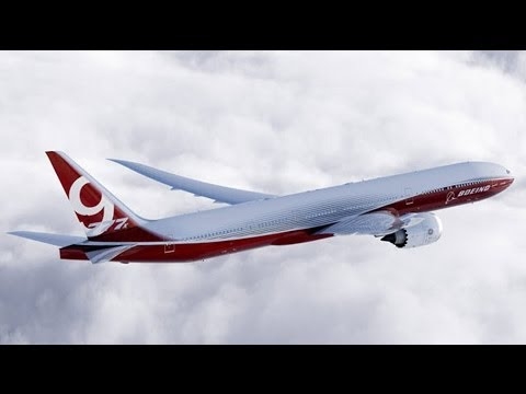Boeing Officially Launches 777X