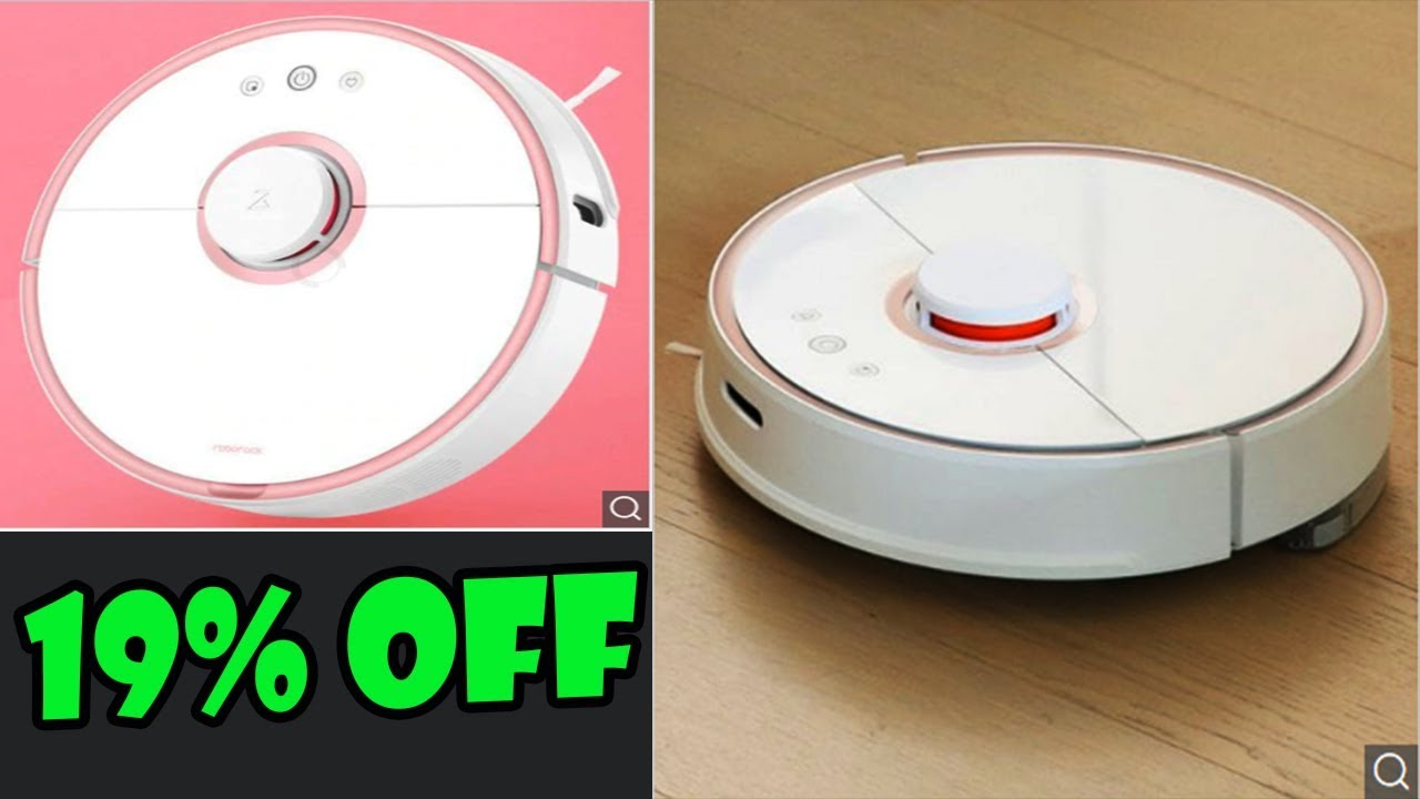 roborock Automatic Intelligent Vacuum Cleaner for Home from Xiaomi youpin  WOW Tech Review