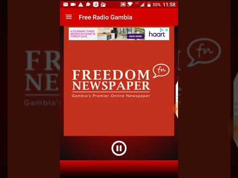 Freedom Radio: Part 3 - Corruption, Nepotism and Tribalism Hits Banjul, Gambia