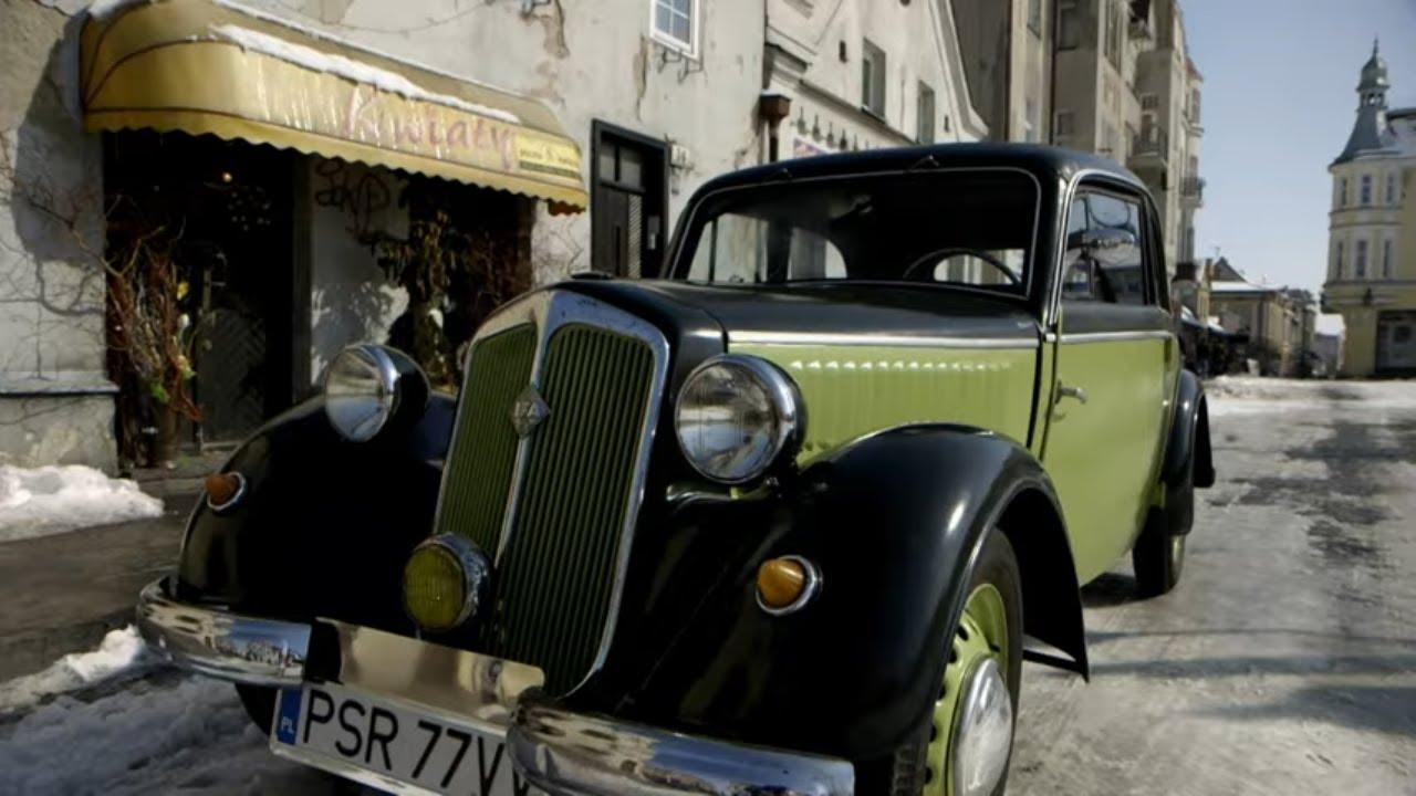 Niegdyś był to najpopularniejszy samochód na polskich drogach! #Legendy_PRL