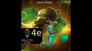BALLON D'OR 2019 : SADIO MANÉ TRAHI PAR L'AFRIQUE !?