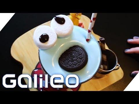 Die verrücktesten Kaffees der Welt in Südkorea | Galileo | ProSieben