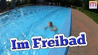 Im Freibad | Vlog #116 Marieland