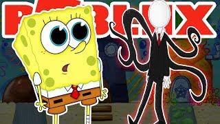 ROBLOX | SpongeBob SlendyPants!!!