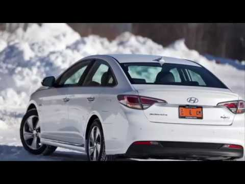 2017 hyundai sonata plug in hybrid instrumented test review interior and exterior youtube. Black Bedroom Furniture Sets. Home Design Ideas